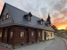 Ferienhaus Sissi Großschönau mit Sauna Und Whirlpool