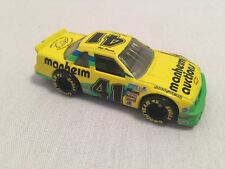 Vintage 1990 Matchbox #41 Chevrolet Lumina Manheim Auctions Goodyear Yellow Mint