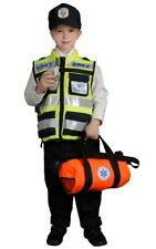 Dress Up America Child EMT Pretendplay Costume
