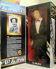 1997 Three Stooges Collector Edition Doll Larry Mint