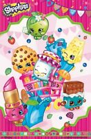 SHOPKINS - CHARACTER COLLAGE POSTER 22x34 - 14179