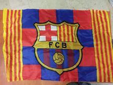 FCB Barcelona Logo Fan Flag Football Club Berlin 2015 Champions League Final