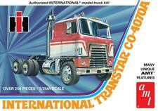 AMT 1203 INTERNATIONAL TRANSTAR C0-4070A SEMI TRACTOR MODEL KIT