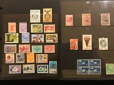 ROTARY & LIONS CLUB ON STAMPS TOPIC Stamp Collection  FREE SHIPPING