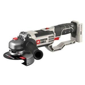 Porter-Cable PCC761B 20-volt MAX Cordless Bare Cut Off/Grinder, - Bare Tool