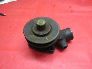 NOS 1936 Ford water pump assembly 68-8501 1933 1934 1935 1936   F-3-8