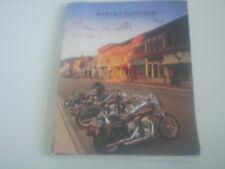 Harley Davidson Genuine Motor et accessoires genuine motor catalogue de pièces 2006