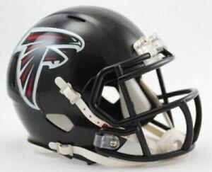 Atlanta Falcons Speed Riddell Football Mini Helmet New in box