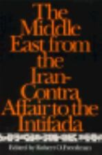 The Middle East from the Iran-Contra Affair to the Intifada (Paperback or Softba