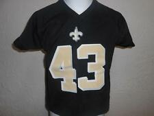 NEW-Flaw New Orleans Saints #43 Darren Sproles KIDS Large Size 7 JERSEY