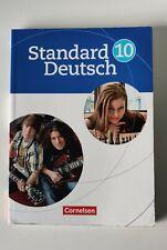 Standart Deutsch 10 Buch 10.Klasse Artikelzustand: Gut, Berlin