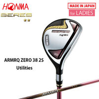 for Ladies 2-Star 2020 HONMA Golf Japan BERES 07 Utility,Hybrid ARMRQ 38 19wn