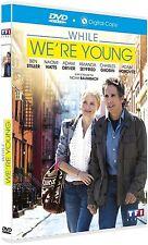 DVD  //  WHILE WE'RE YOUNG  //  Ben Stiller - Naomi Watts  /  NEUF cellophané