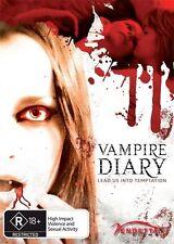 Vampire Diary (DVD, 2010) - Region 4