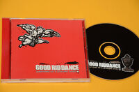 CD (NO LP ) GOOD RIDDANCE SYMPTOMS OF..SPIRIT ORIG CON LIBRETTO COME NUOVO EX