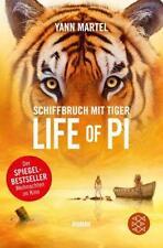 Schiffbruch mit Tiger von Yann Martel (2012, Taschenbuch)