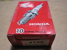 10 NEW HONDA SPARK PLUGS # 98076-57740 NGK # B7HS