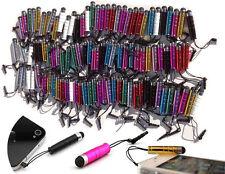 100PCS Cellphone Universal Mini Small Stylus Screen Touch Pens Wholesale Lot New