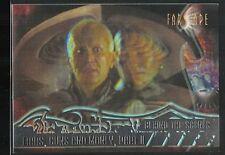 Farscape Season 2 Behind The Scenes Chase Card BK20