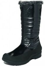 Easy Spirit Snowstorms mid calf boot black fur 6 Md NEW