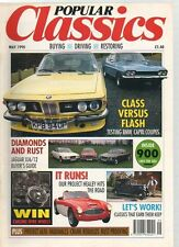 POPULAR CLASSICS MAGAZINE - May 1990
