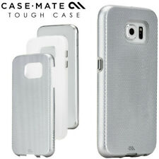 Case-Mate Tough 2 Part Rugged Case Cover for Samsung Galaxy S6 - Silver