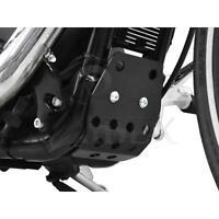 Harley Davidson Sportster 883 / 1200 BJ 2004- Motorschutz Bugspoiler Schwarz