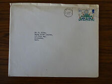 1980 Medway Postmark/ Stamp Cover: Christmas Card from Direct Tableware Croydon