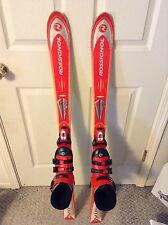Rossignol mountain viper junior 120 cm With Boots 19.5