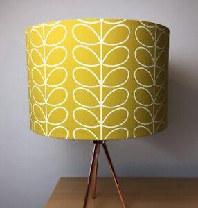 Orla Kiely Linear Stem Dandelion Handmade Lampshade