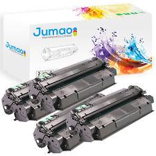 4 Toners cartouches d'impression type Jumao compatibles pour Canon PC-D320, Noir