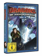 Dragons - Die Wächter von Berk Vol. 3 (Drachenzähmen) - DVD - NEU