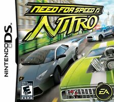 Need for Speed Nitro DS - LN - Game Card Only