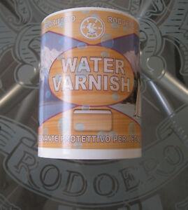 WATER VARNISH - IMPREGNANTE PROTETTIVO PER LEGNO 0,750lt