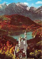 B34725 Royal Castle Neuschwanstein   germany