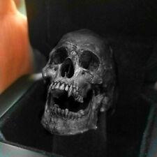 Vintage Skull Stainless Steel Men Rock Boy Biker Finger Rings Gothic Jewelry