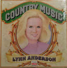 "LYNN ANDERSON ""Country Music"" USED 1981 TIME LIFE LP NM/NM"