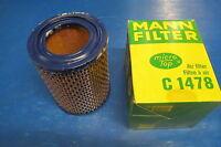 Filtre à air Mann Filter pour: Fiat: Croma