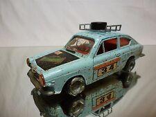 NACORAL FIAT 850 SPORT - MONTE CARLO 1973 - BLUE + BLACK 1:25? - GOOD CONDITION