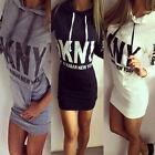 2016 Women Fall Long Sleeve Dress Casual Outwear Pullover Printed Long Hoodies