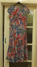 Linen Short Sleeve Casual Maxi Dresses for Women