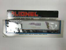 Lionel  6-12783  O Scale Monon Tractor and Trailer (NIB)