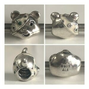 PANDORA 2015 LIMITED EDITION PUDSEY BEAR CHILDREN IN NEED CHARM REF 791789CZN