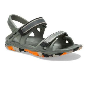 Merrell Boys Hydro Drift Shoes Sandals Grey Sports Outdoors Lightweight