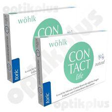 Wöhlk - CONTACT LIFE TORIC - 2x 6er-Pack [9331]