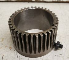 Clausing 5900 Lathe Parts Feed Gear 36 Teeth 341-109