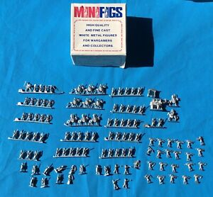 Huge Collection of 15mm Napoleonic Lead Soldiers, Archers, Horse man  x 100