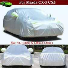 Full Car Cover Waterproof / Dustproof Car Cover for Mazda CX-5 CX5 2008-2021