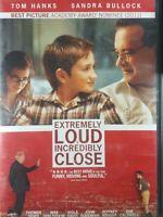 Extremely Loud & Incredibly Close (DVD Movie) Tom Hanks & Sandra Bullock
