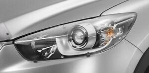 New Genuine Mazda CX-5 Headlight Covers CX5 KE11ACHLP 2012 - 01/2017